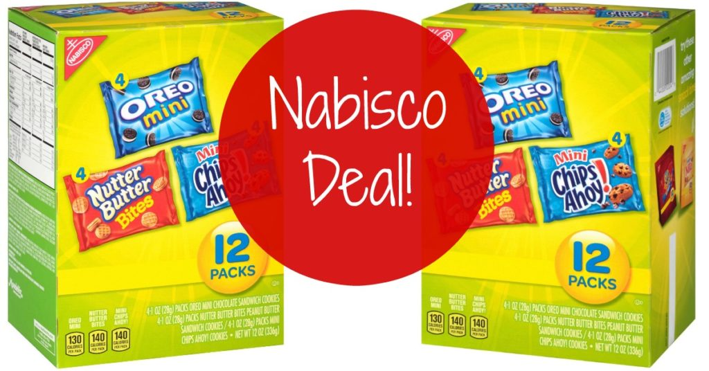 nabisco coupon deal at Giant Eagle