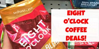 eight o'clock coffee coupon deals